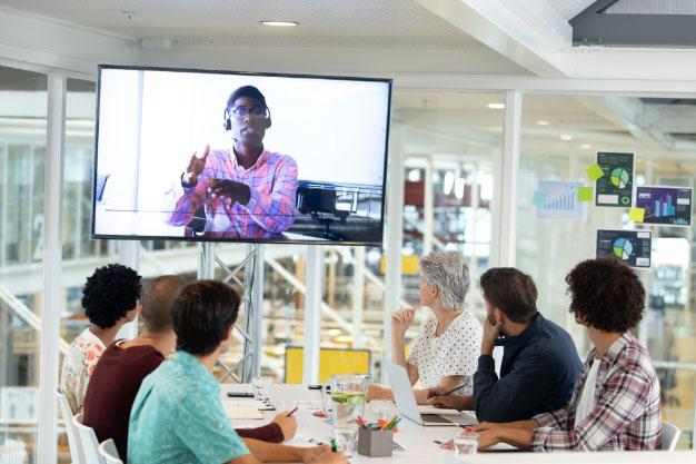 Tetra Video Conferencing