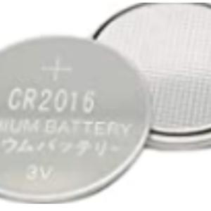CR2016 Battery for Transmitters